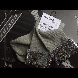 🙌🏾Brand New Aldo Ankle Socks